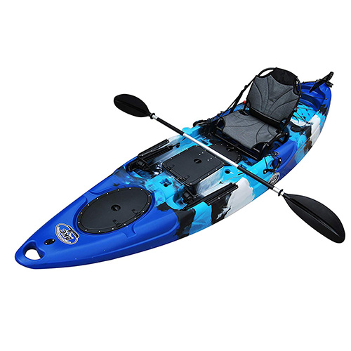 5 Best Kayaks for Big Guys - Getting Big and Tall Out On the